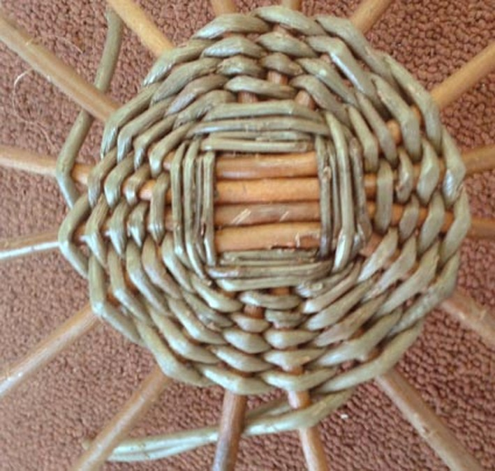 How To Weave A Hazel Basket : Understanding basic basket weaving techniques all